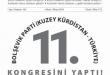 Bolschewik Partisan 11. Kongress